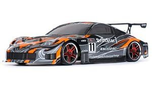 1/10 2.4Ghz Brushless Exceed RC Drift Star Electric RTR Drift Car 350Z Orange