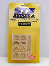 NORTHEASTERN SCALE MODELS/SMALL TRACKSIDE STRUCTURES HO U/A