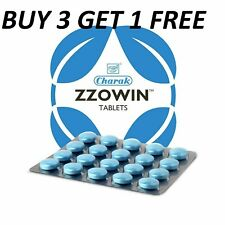 Charak ZZOWIN 20 Tablets Each Pack Sleep Disorders Pills