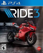 Ride 3 PS4 Playstation 4 Brand New Sealed
