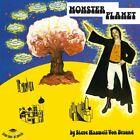 Steve Maxwell Von Braund Monster Planet Vinyl LP Record w/ OBI Cybotron member
