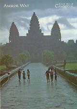 Angkor Wat Temple POSTCARD - Siem Reap - Kingdom of Cambodia POSTCARD - NEW