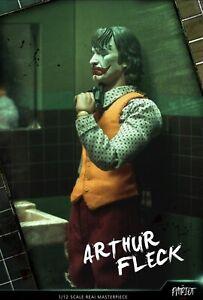 Patriot Studio 1/12 - Arthur Fleck Ultimate Edition NIB - Joker Mezco US Seller