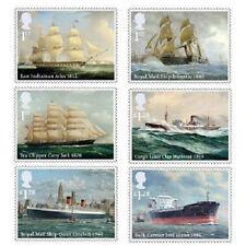 UK Merchant Navy Stamps Set MNH 2013