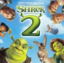 Shrek 2 [Original Soundtrack] by Original Soundtrack (Cd, 2004, Dreamworks Skg)