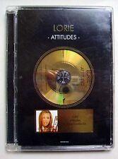 CD -   LORIE - ATTITUDES - Edition limitée OR