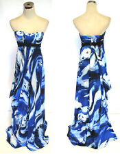 NWT BCBG MAX AZRIA $398 COBALTCOMB Pageant Prom Gown 2