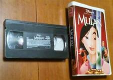 Mulan - Disney's Masterpiece VHS in Clamshell Case
