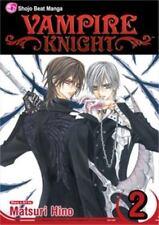 Vampire Knight, Vol. 2 (v. 2)-ExLibrary