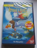 Bernard & Bianca - Die Mäusepolizei - DVD NEU 4011846003809