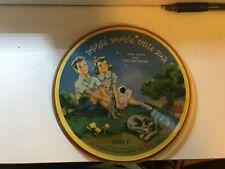 Record Guild of America 78 RPM PICTURE DISC CHILDREN'S RECORD - 5001 P