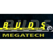 Megatech Key for BRP B.U.D.S. MPI-2 & MPI-3 adapter, (SeaDoo, SkiDoo) 10 Years