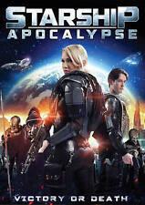 Starship Apocalypse DVD, 2015, Darren Jacobs, Emii, Sealed