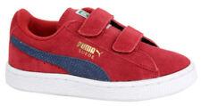 Chaussures rouges PUMA pour garçon de 2 à 16 ans
