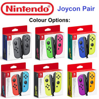 Joycon Controllers Gamepad Joy-con Controller Pair For Nintendo Switch Console