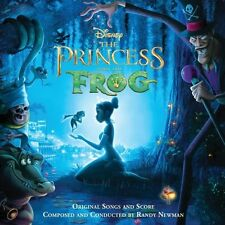The Princess and the Frog - CD OST DISNEY - La Princesse et la Grenouille