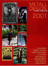 2001 International Metal Design Annual/Blacksmithing