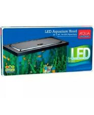 Aqua Culture LED Aquarium Hood for 20/55 Gallon Aquariums *BRAND NEW*