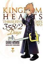 NEW Kingdom Hearts 358/2 Days, Vol. 1 - manga