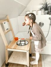 Deskiturm® Waschtisch Waschstuhl Lernturm Kinderwaschbecken Waschbecken
