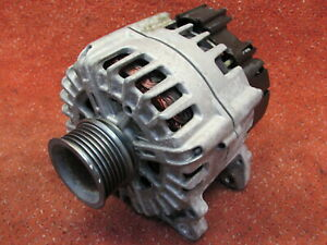 06E903023B Alternator 3,0 TFSI Audi Q7 4L 220A Valeo Original
