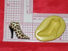 High Heel Shoe Silicone Mold A588 Cake Topper Fondant Gumpaste Chocolate Fimo