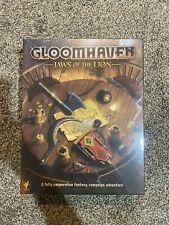 Gloomhaven: Jaws of the Lion Board Game SEALED IN HAND! FAST SHIP!