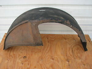 "NOS ""Survivor"" Pre-1926 Model T Ford Coupe Sedan Left Rear Fender Roadster"