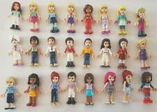 Lego Minifigure Figurine Mini Poupée Friends Personnage Choose Minifig