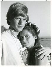 STEPHANIE ZIMBALIST PRETTY DEAN BUTLER PORTRAIT FOREVER ORIG 1979 CBS TV PHOTO