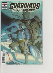 Guardians of the Galaxy 1 RIBIC Retailer Incentive Variant NM KEY GOG New Movie