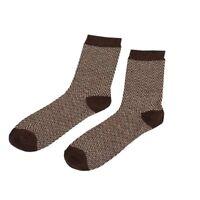 Fashion Thick Angora Cashmere Casual Dress Men's Wool Mixture Warm Winter Socks