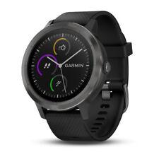 Garmin vivoactive 3 GPS Smartwatch Black with Slate Hardware