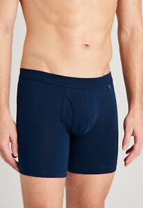 Men's Cylist Panties Long Life Cotten Shorts Eingriff Size 5 6 7 8 Schiesser