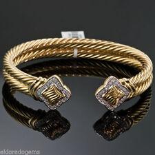 David Yurman Cuff Fine Bracelets