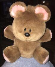 Vintage Dakin 1981 Garfields Pookie Bear Pink Feet And Ears