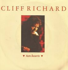 Cliff Richard - Two Hearts / Yesterday, Today, Forever (Vinyl-Single 1988) !!!