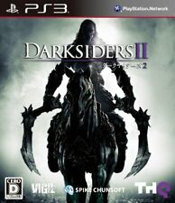 Usado PS3 PLAYSTATION 3 Darksiders II 10251 Importado de Japón