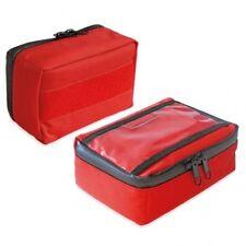 Notfall Ampullarium-Tasche ''WasserStopp'' , rot , Tasche für Ampullen