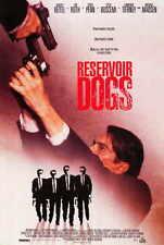 RESERVOIR DOGS Movie POSTER 27x40 B Harvey Keitel Tim Roth Michael Madsen Steve