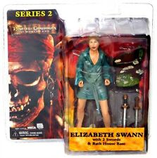 NECA Pirates of the Caribbean 3 At World's End Elizabeth Swann Bath House Base!