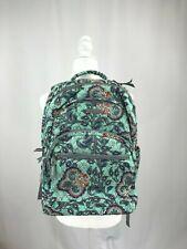 Vera Bradley Essential Large Backpack - Fan Flowers