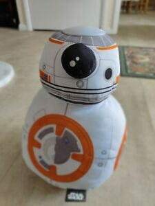 Star Wars BB8 Plush Teddy With Sounds
