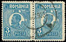 Scott # 272 - 1920 -  ' King Ferdinand ' - Pair