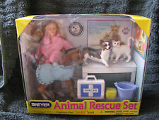 Breyer #61036 Animal Rescue Set - NRFB!