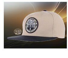 New Nixon Sea Breeze Snapback Khaki Black Cap Hat