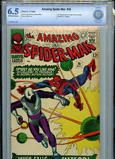 Amazing Spider-man #36 Silver Age Marvel Comics CBCS 6.5 1966 1st Looter