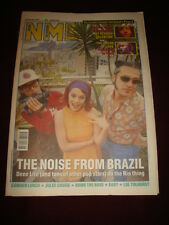 NME 1991 FEB 9 DEEE-LITE HACIENDA MY BLOODY VALENTINE HOUSE OF LOVE JULEE CRUISE