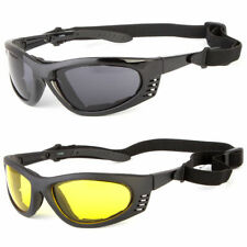 Wind Resistant Sunglasses Extreme Sports Motorcycle Riding Glasses With Strap