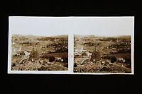 Le Puy Polignac Francia Foto Targa Stereo Pos. Verso 1920